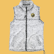Falcons - Q11-PF - Ladies Sherpa Vest