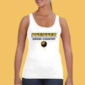 Cross Country - 882L-PF Anvil Ladies' Lightweight Tank