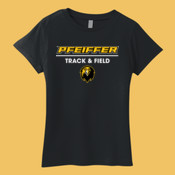 Track & Field - 880-PF Anvil Ladies' Ringspun Lightweight T-Shirt