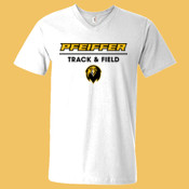 Track & Field - 982-PF Anvil Lightweight V-Neck T-Shirt