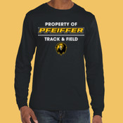 Track & Field - 949-PF Anvil Ringspun Long-Sleeve T-Shirt