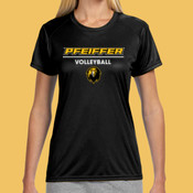 Volleyball - NW3201-PF A4 Ladies' Short-Sleeve Cooling Performance Crew