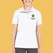 Volleyball - 8210L-PF - Ladies' Cool & Dry Mesh Piqué Polo