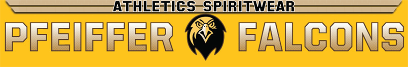 Pfeiffer Falcons Athletics Spiritwear