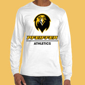 Athletics - 949-PF Anvil Ringspun Long-Sleeve T-Shirt