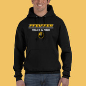 Track & Field - 82130-PF Fruit of the Loom 12oz. Supercotton™ 70/30 Pullover Hood