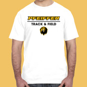 Track & Field - 980-PF Anvil Ringspun Lightweight T-Shirt