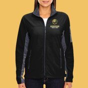 Track & Field - 78048-PF North End Ladies' Microfleece Jacket