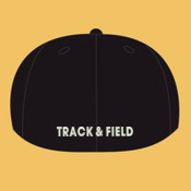 Track & Field - 6277-PF Flexfit Adult Wooly 6-Panel Cap