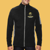 Volleyball - 88123-PF North End Men's Microfleece Jacket