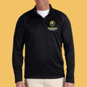 Volleyball - DG440-PF Men's Stretch Tech-Shell® Compass Quarter-Zip
