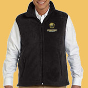 Volleyball - M985-PF -  Adult 8 oz. Fleece Vest